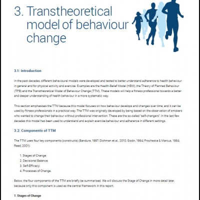 EuropeActive Retention Report 2014 - Ebook - 2