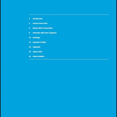 European Health & Fitness Operators Report 2013 - Ebook - 1