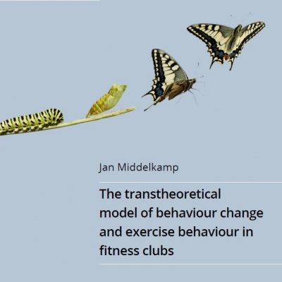 The transtheoretical model of behaviour change and exercise behaviour in fitness clubs - hardcover book - 0