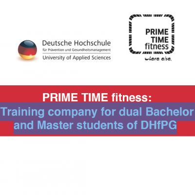 Training company for dual Bachelor and Master students of DHfPG - 0