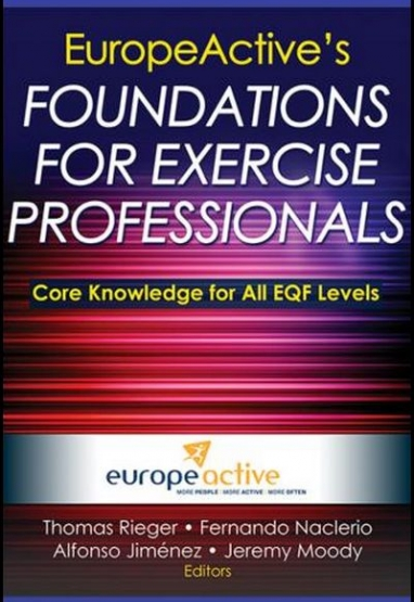 EuropeActive's Foundation for Exercise Professionals 0