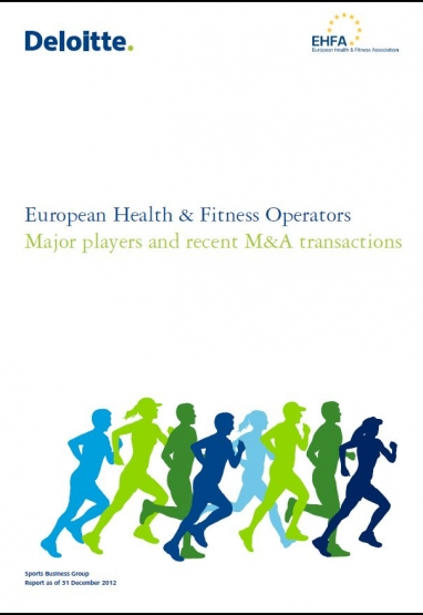 European Health & Fitness Operators Report 2013 0