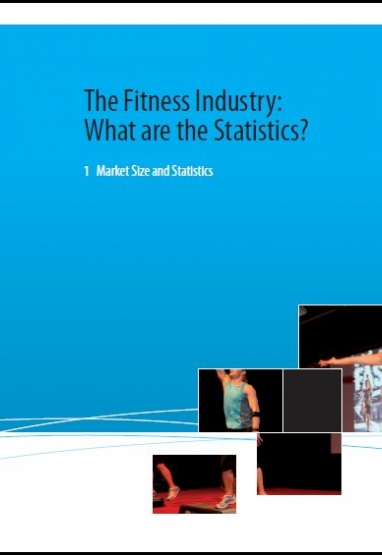 Marketsize & statistics of the European fitness industry- Ebook - English 0