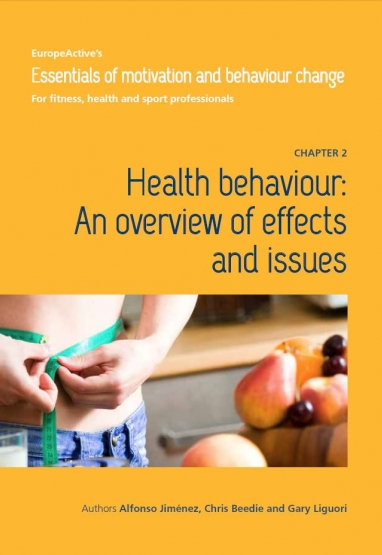 Health behaviour: An overview of effects and issues 0