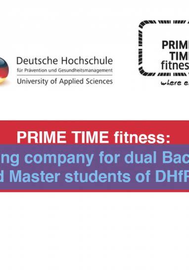 Training company for dual Bachelor and Master students of DHfPG 0