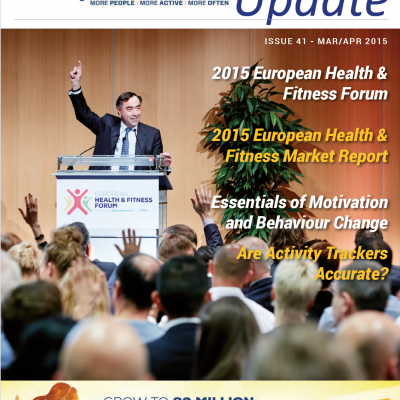 EuropeActive Update - Issue 41 March/April 2015 - 0