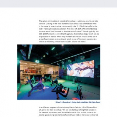 VIRTUAL FITNESS:  FROM EMERGING TECHNOLOGY TO MAINSTREAM  - 1