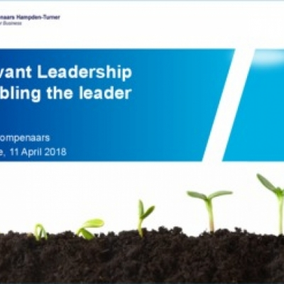Servant Leadership, Enabling the leader - 0