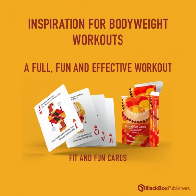 Fit and Fun playing cards - 2