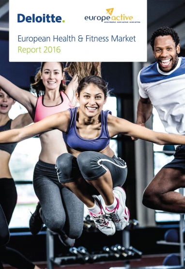 EuropeActive & Deloitte - European Health and Fitness Market report 2016 0