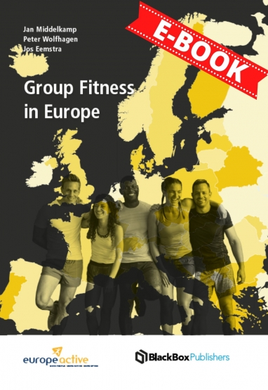 Group Fitness in Europe - EBOOK 0