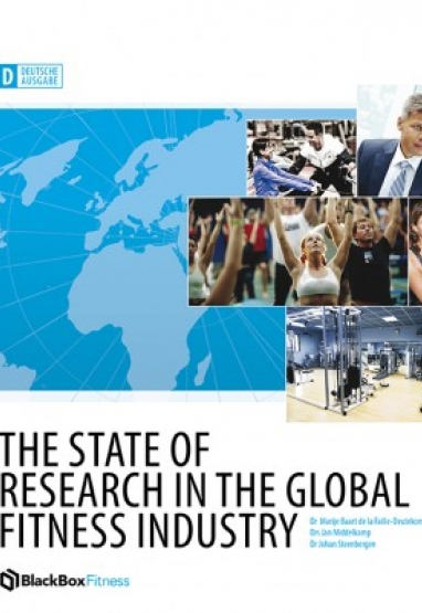 The state of research in the global fitness industry - German edition 0