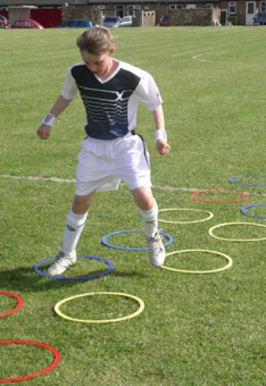DEVELOPMENT OF AGILITY UTILISING A MULTIDIMENSIONAL MODALITY OF PLYOMETRICS 0