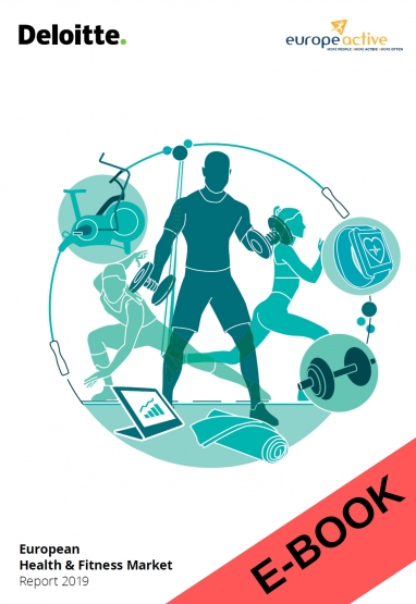E-BOOK European health & Fitness Report 2019 0