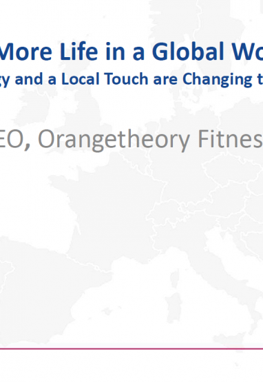 EHFF - Case Study - David Long - Orangetheory 0